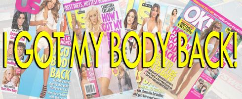 i got my body back pregnancy weightloss